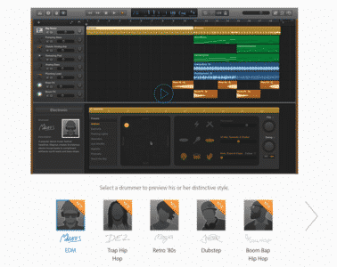 Garageband 2015 updtae - everything we know so far