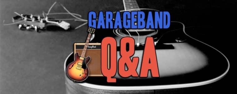Make Your Garageband Guitars Better - Q&A #3