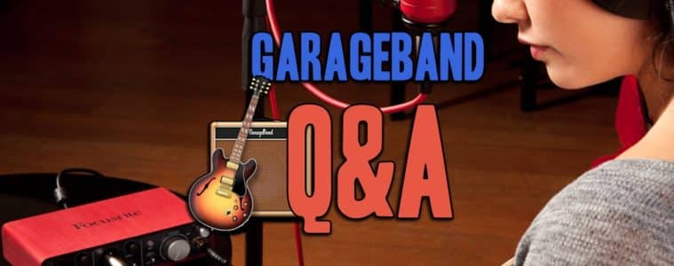 USB Mic VS Audio Interface - Q&A #4 Garageband Microphone